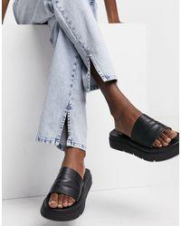 WÅVEN – Straight Jeans - Blau