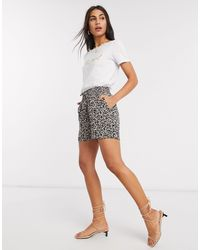 B.Young Printed Shorts - Multicolour