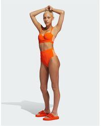 Ivy Park Adidas X Bikini Bottoms - Orange