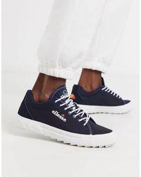 Ellesse Zapatillas en azul y blanco taggia