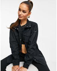 Nike - Черная Тканевая Куртка Move To Zero Essential-черный Цвет - Lyst
