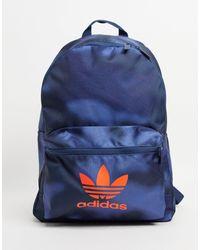 adidas Originals Tie Dye Backpack - Blue
