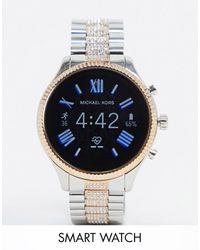 Michael Kors Mkt5081 Lexington - Smartwatch - Meerkleurig