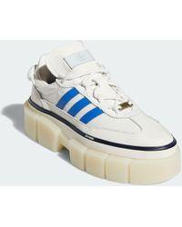 Ivy Park Adidas Originals X Super Sleek Sneakers - White