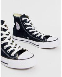 Converse Chuck Taylor All Star - Sneakers alte nere - Nero