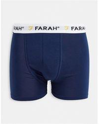 Farah Pack - Negro