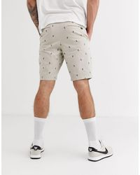 Hollister Chino Shorts - Multicolor
