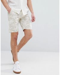 c7554976caa4 Polo Ralph Lauren Mens Hawaiian Shorts Black in Black for Men - Lyst
