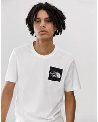 d3bcdc7d1 Fine T-shirt In White