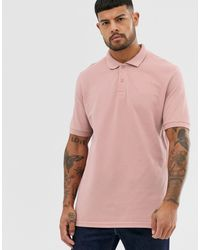 Jack & Jones Essentials - Slim-fit Poloshirt - Roze