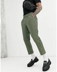 ASOS Pantalones capri - Verde