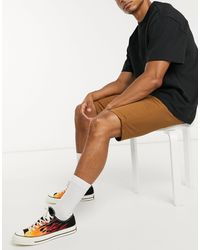 Dickies Graysville - Pantaloncini marrone anatra
