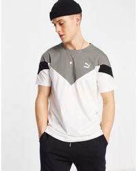 PUMA Iconic MCS - T-shirt multi - Multicolore