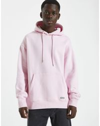 Pull&Bear Join Life Hoodie - Pink