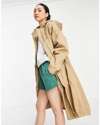 Levi's Paola Hooded Parka Jacket - Green