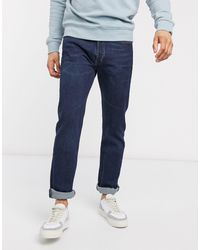 Levi's 501 Tucker Original - Jeans slim - Blu