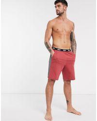 ASOS Pyjama-/loungeshort - Rood