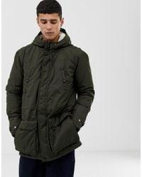 Parka Khaki Originals Jacket Br1812 Fallen Future Adidas In