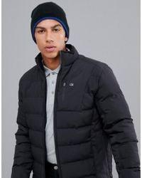 Calvin Klein - Hypervis Padded Jacket In Black - Lyst