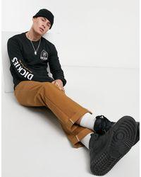 Dickies Baldwin Long Sleeve T-shirt - Black