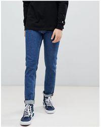 Weekday Friday Slim Fit Jeans Denver - Blue