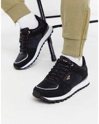 Creative Recreation Chunky sneakers negras - Blanco