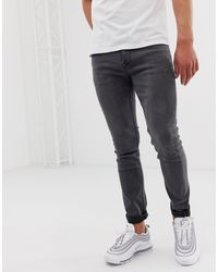 Only & Sons Slim Fit Jeans - Grey