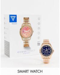 Guess - Jemma C1003l4 Smart Bracelet Watch - Lyst