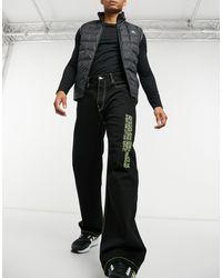 CALVIN KLEIN JEANS EST. 1978 baggy Jeans-black