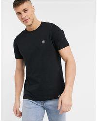 Pretty Green Small Logo T-shirt - Black