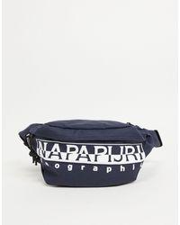 Napapijri Happy Wb Bum Bag - Black
