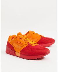Ellesse LS-147 - Baskets - Orange