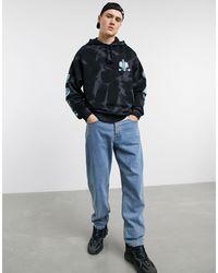 ASOS Oversized Hoodie - Black