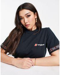 Berghaus Tramantana T-shirt - Black