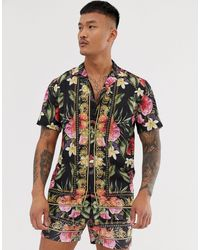 Good For Nothing Camisa - Negro