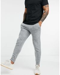 ASOS Knitted Co-ord joggers - Grey