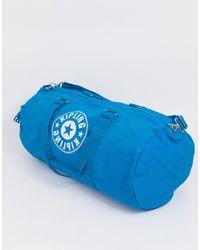 Kipling Grand cabas - Bleu