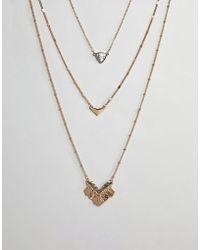 Ashiana - Pendant Necklace - Lyst
