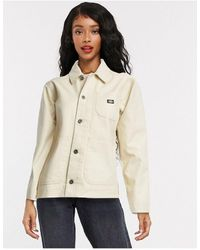 Dickies Toccoa Chose Jacket - Natural