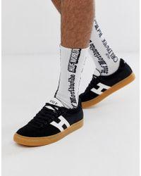 Huf Zapatillas de deporte bajas en negro Soto de