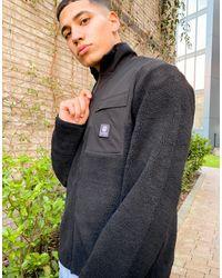 Element Abenaki Full Zip Fleece - Black