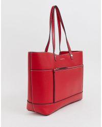 Fiorelli - Shopper Bag In Red - Lyst
