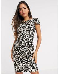 Closet Pencil Dress - Black