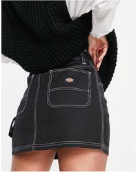 Dickies Jeffers Skirt - Black