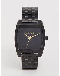Nixon – A1245 Time Tracker – e Armbanduhr - Schwarz