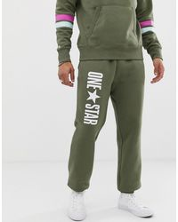 Converse One Star Sweatpants - Green