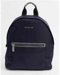 Fiorelli Sarah Nylon Backpack - Blue