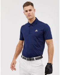 adidas Originals Ultimate 365 Polo Shirt - Blue