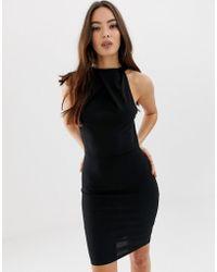 AX Paris - Bodycon-jurk - Lyst