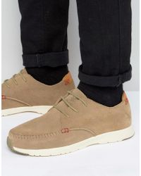 Lyle & Scott Gala Sneakers - Natural